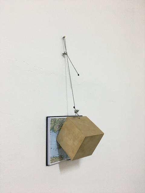 , 'Cubo su Italia,' 2018, Studio Trisorio