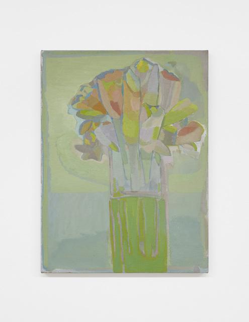 , 'Daffodils,' 2018, Regards