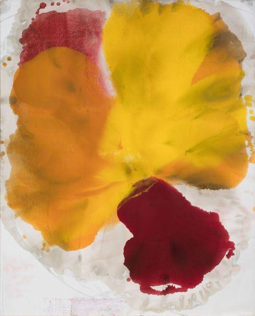 , 'Cadmium Blossom ,' 2014, FP Contemporary