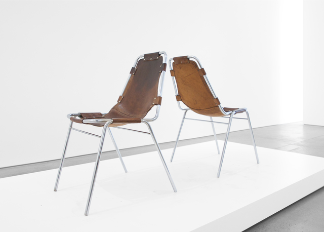 , ''Les Arcs' Chairs,' ca. 1970, Peter Blake Gallery