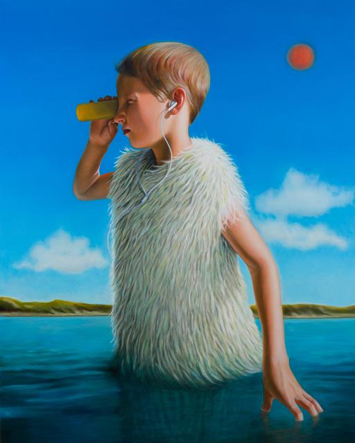 , 'iScape I,' 2015, .M Contemporary