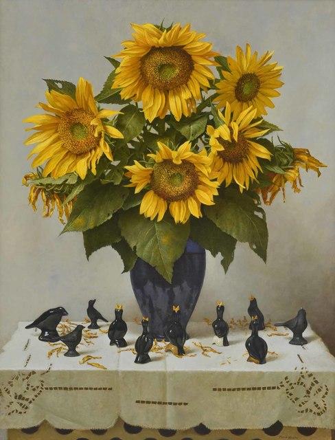 , 'Murmuration,' , Haley Fine Art