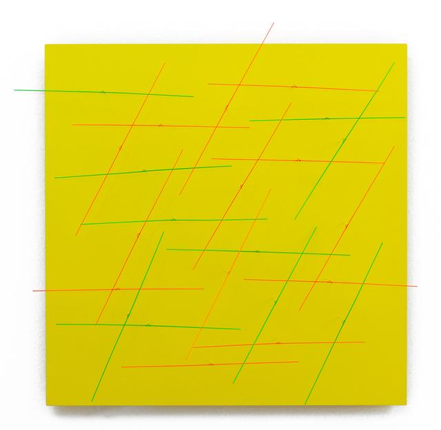 , 'Colour Installation 20:09,' 2015, Mario Mauroner Contemporary Art Salzburg-Vienna