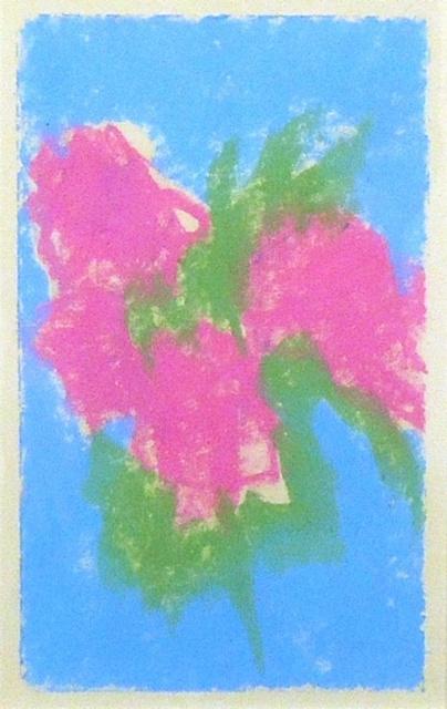 , 'Pink Roses,' 2017, Cerulean Arts