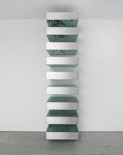 , 'Untitled (Donald Judd II),' 2016, DITTRICH & SCHLECHTRIEM