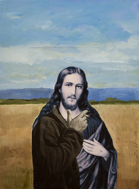 , 'Jesus Smoking,' , Robischon Gallery