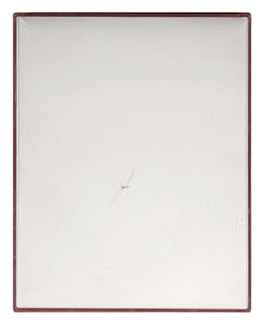 , 'Plexi Glass Framed Clock,' 1996, Heather James Fine Art