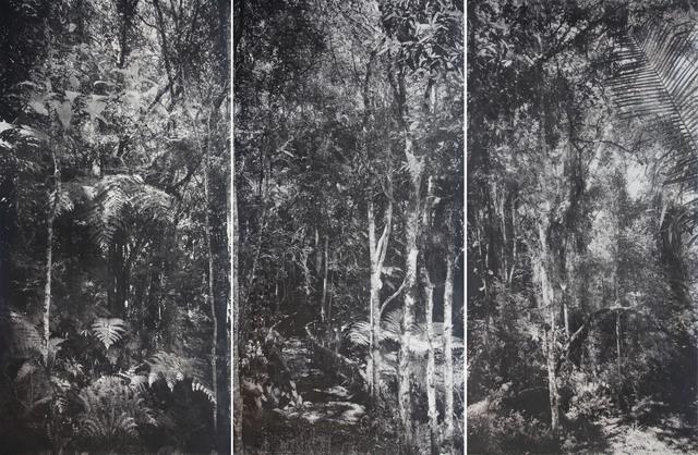 , 'Tríptico Puente,' 2018, Licenciado