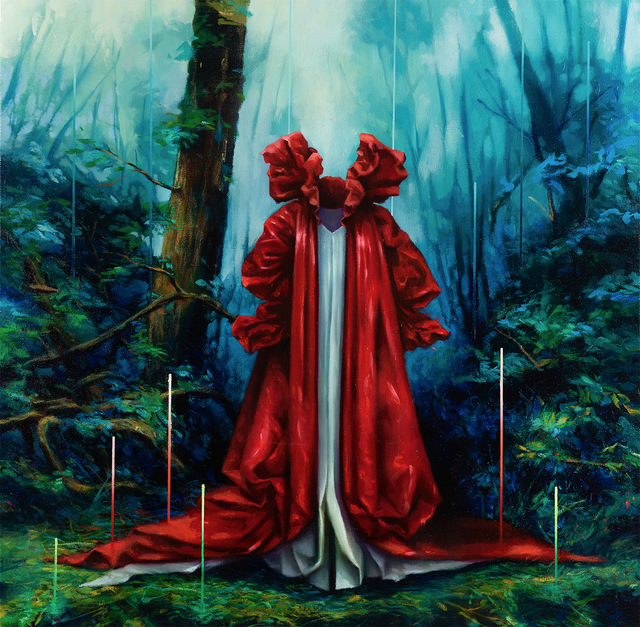 , 'McQueen and the Girl Who Lived in the Tree,' 2019, GALLERI RAMFJORD