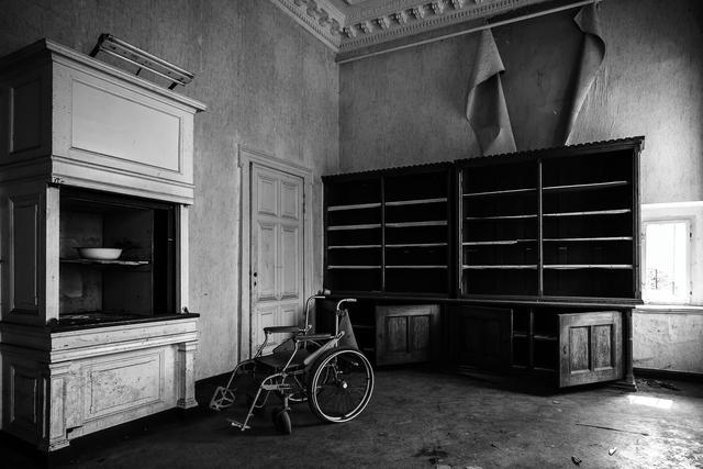 , 'The Sound of Silence #12 (Der Klang der Stille #12),' 2015, BBA Gallery