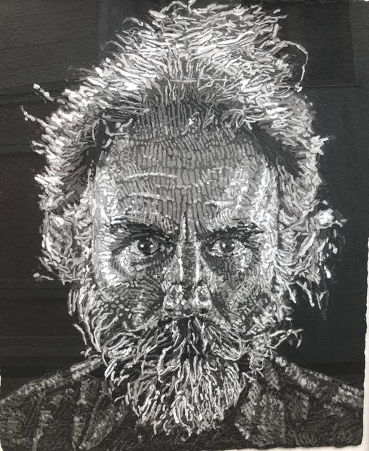 Chuck Close, 'Lucas Paper/Pulp', 2006, Eckert Fine Art
