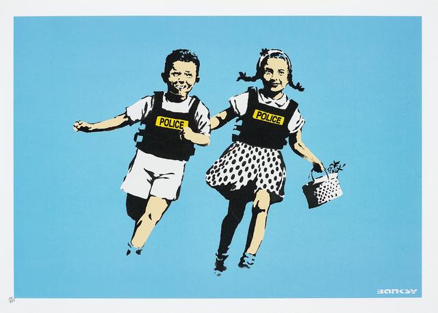 Banksy, 'Jack & Jill', 2005, Phillips