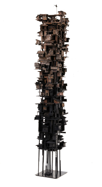 , 'In habit (Gradation),' 2014, Art Front Gallery