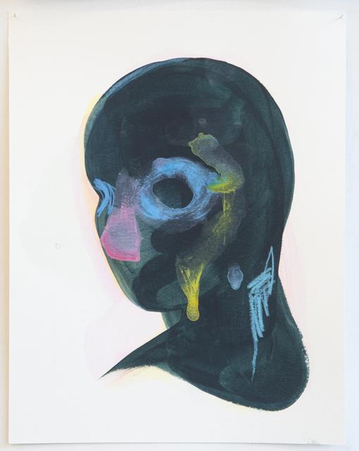 , 'Coloured Shadow 1,' 2017, Annette De Keyser Gallery