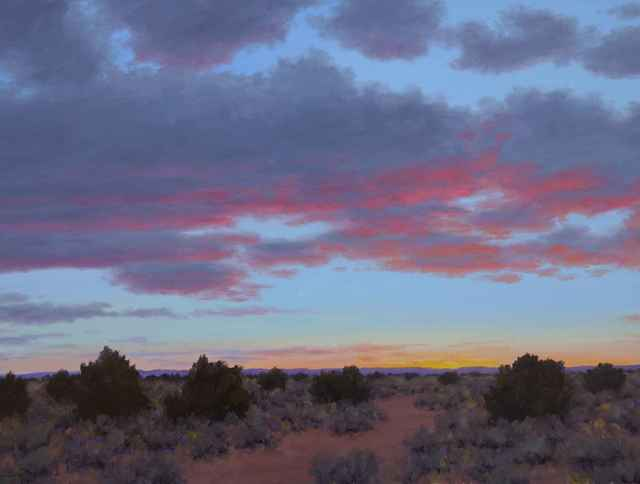 , 'An Evening Out West,' , Sorrel Sky Gallery