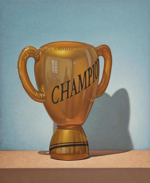 , 'Champion,' 2018, George Billis Gallery