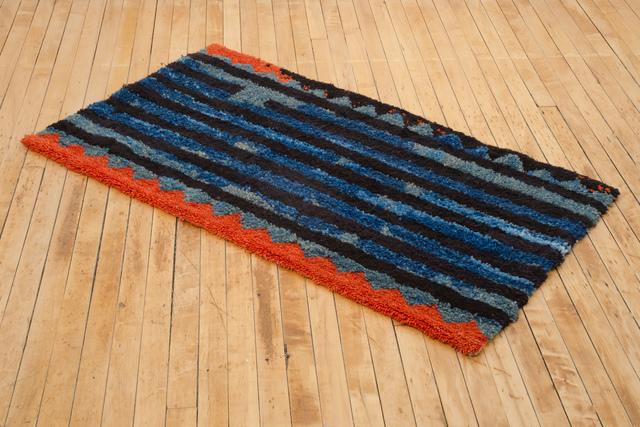 , 'Hooked rug,' 2015, Fleisher/Ollman