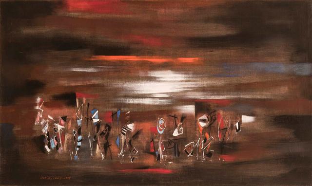 , 'Untitled,' 1959, Michael Rosenfeld Gallery