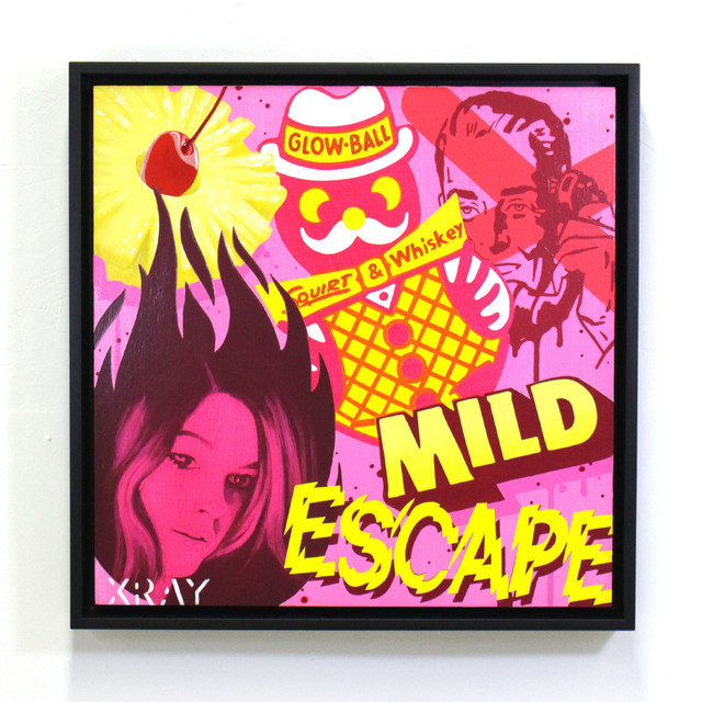 , 'Mild Escape,' 2016, Station 16 Gallery