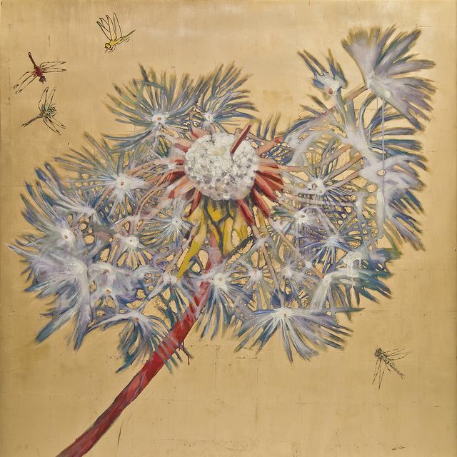 , 'Dandelion - Dragonfly,' , Gail Severn Gallery