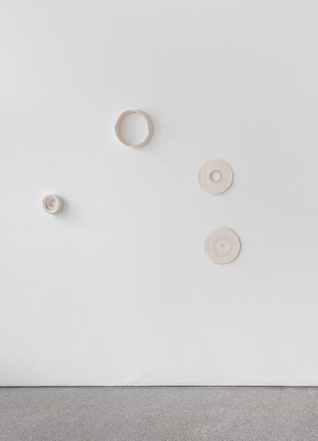 Katinka Bock, 'Sound', 2018, Sculpture, Ceramic, Galerie Greta Meert