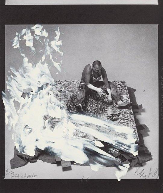 Günther Uecker, 'Entwicklung eines Werkes I', 1980-1990, ARTEDIO