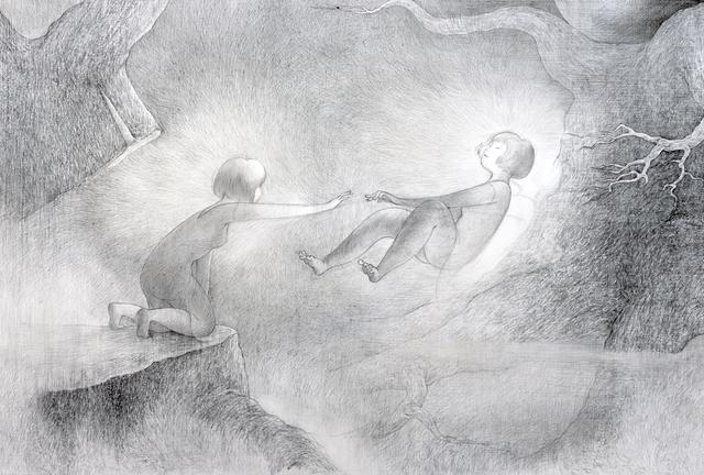 Kondoh Akino, 'KiyaKiya_drawing17', 2013, Mizuma Art Gallery