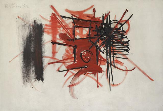 , 'Mécanique,' 1952, Galleria d'Arte Maggiore G.A.M.