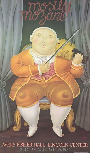 , 'Mostly Mozart,' 1984, ArtWise