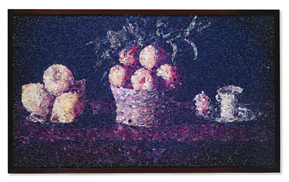 Vik Muniz, 'Still Life with Lemons, Oranges, and a Rose, after Francisco Zurbarán (from Pictures of Magazines),' 2004, Sotheby's: Contemporary Art Day Auction