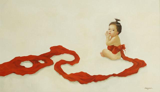 , 'Rope,' 2018, Mongolian Digital Art