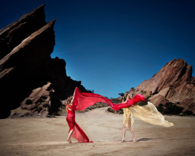 David Drebin, 'Cinematic Beauty', Art Angels