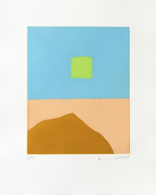 , 'Feu du désert (Le),' 2018, Cristea Roberts Gallery