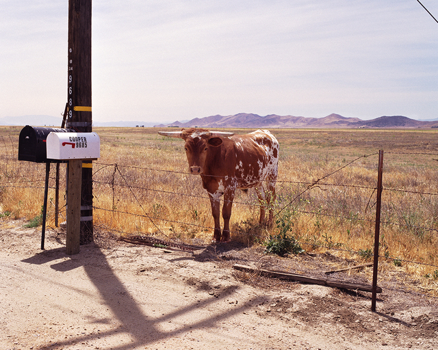 , 'California Valley,' 2008, Spaces Corners