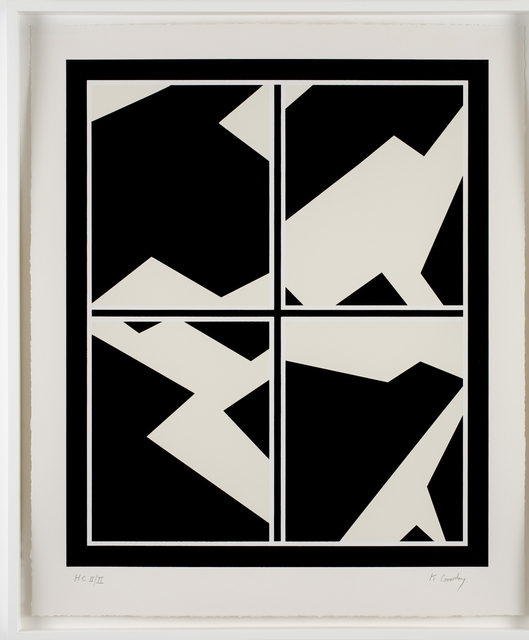 Keith Coventry, 'Broken Window II', 2008, Print, Silkscreen on Arches 410gsm, Paul Stolper Gallery