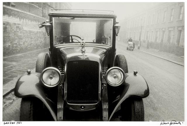 Robert Frank, 'London', 1951, Photography, Silver print, Robert Mann Gallery