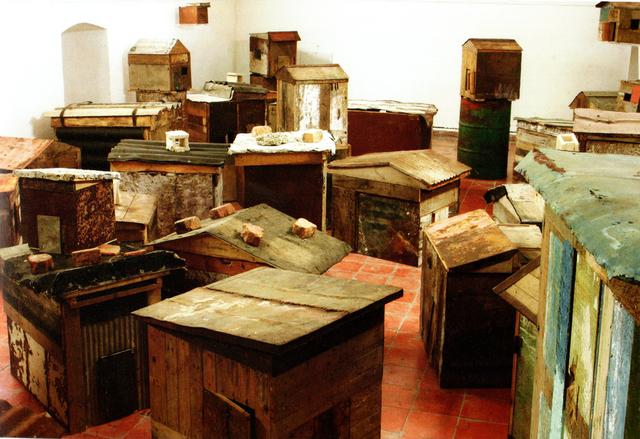 , 'El Poder de la Presencia,' 2006, Pan American Art Projects