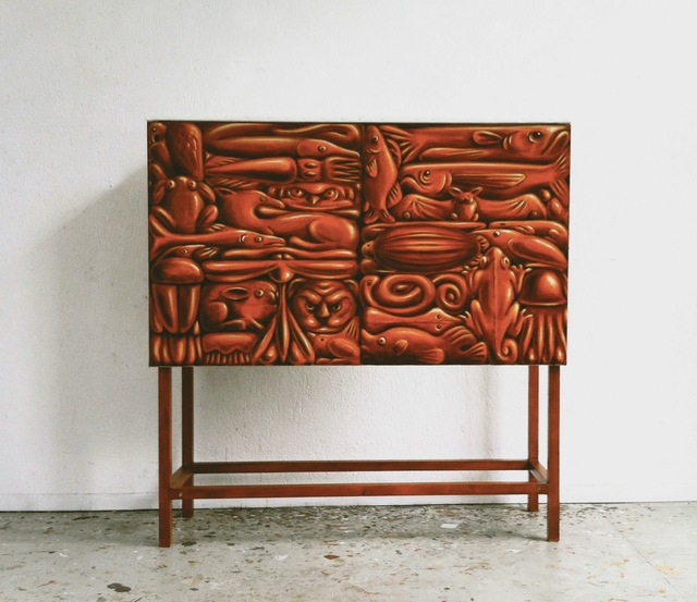 , 'Nature Cabinet,' 2014, SEA Foundation