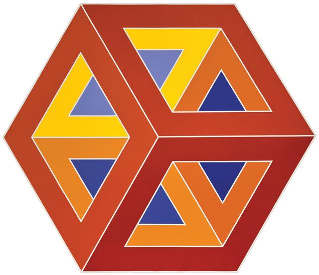 , 'Cube #2,' 1975, Vallarino Fine Art