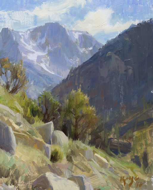 , 'High Sierras Study,' , Gallery 1261