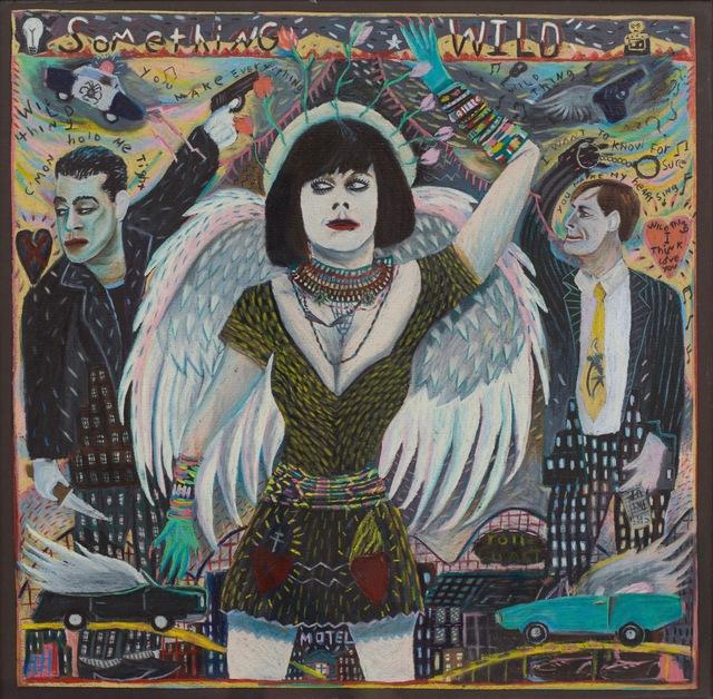 Tony Fitzpatrick, 'Something Wild', ZQ Art Gallery