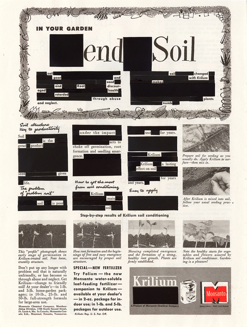, 'End of Soil,' 2013, Nome