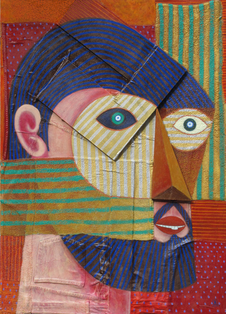 , 'Aricrísio,' 2015, Espaço Cultural Pintor M.D. Gotlib