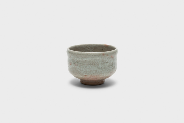 , 'Old white porcelain tube-shaped tea bowl,' 2016, Gallery LVS