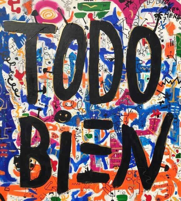 , 'Todobien,' 2017, Biaggi & Faure Fine Art