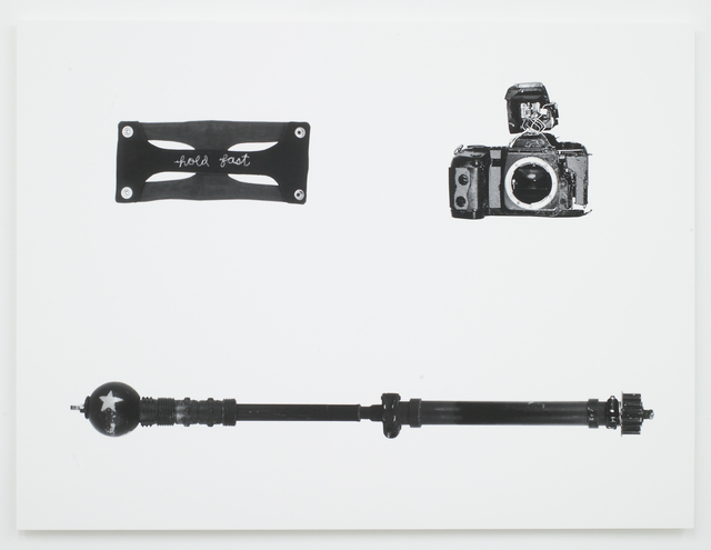 Daniel Peet, 'Itemized Objects (Hold Fast)', 2013, Nina Johnson