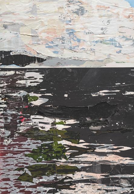 Gottfried Salzmann, 'La mer noire', 2018, Galerie Arcturus