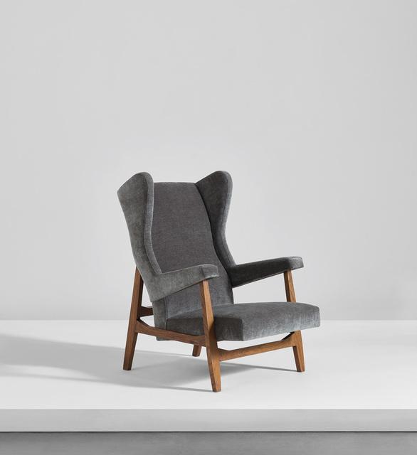 "Franco Albini, 'Early ""Fiorenza"" armchair', circa 1954, Phillips"