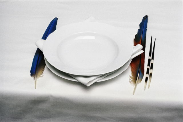, 'The origin of table manners,' 1971, espaivisor - Galería Visor