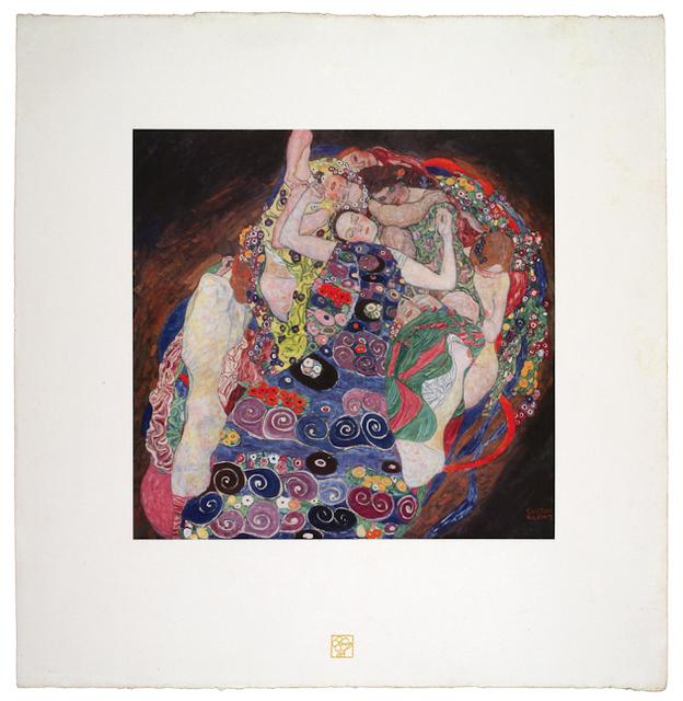 , 'The Virgin [Das Werk Gustav Klimts],' 1908-1914, Jason Jacques Gallery